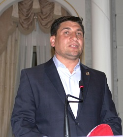Van PERDER Başkanı Faruk Tasan