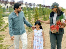OGM'den Her Anneye Bir Fidan