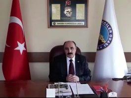 """Kahveciler Odası Başkanı Güven: """"14 ay bizi idare edemediniz, haklarımızı helal etmiyoruz"""""""